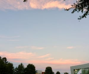 artwork, cielo, and clouds image