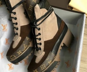 shoes, boots, and LV image