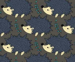 background, hedgehog, and hedgehogs image