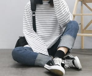 fashion, style, and ulzzang image