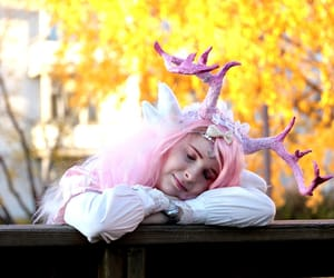 autumn, cosplay, and girl image
