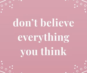 inspiration, pink, and positivity image