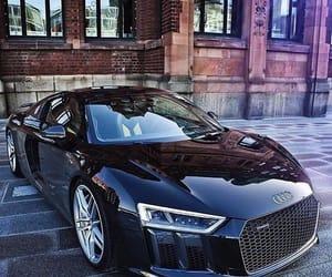 audi, drive, and Lamborghini image