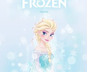 disney, frozen, and wallpaper image