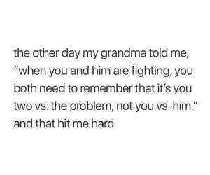 advice, grandmother, and life image