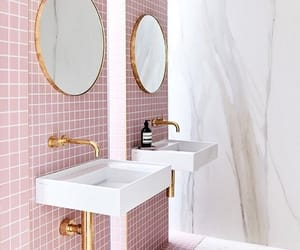 bathroom, girly, and inspo image