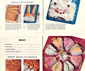 1950s, 1956, and baking image