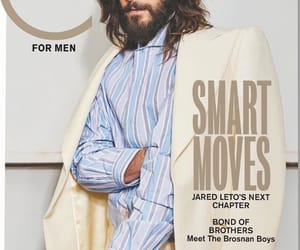 30 seconds to mars, jared leto, and c magazine image