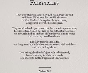 fairytales, feminism, and poem image