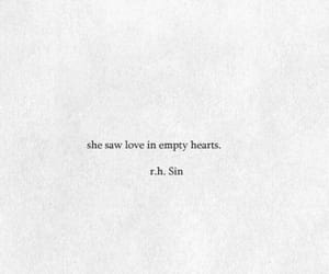 heart, quote, and heartbreak image