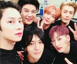 k-pop, suju, and sm entertainment image