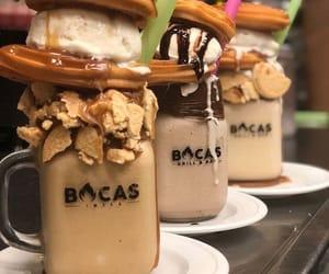 dessert, drink, and food image