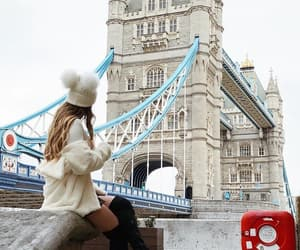 bridge, english, and london image