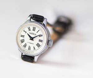 etsy, roman numerals watch, and classical watch her image