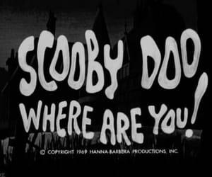 scooby doo and cartoon image