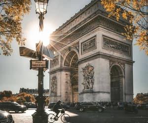 autumn and paris image