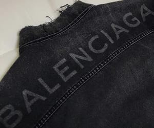 Balenciaga, fashion, and jacket image