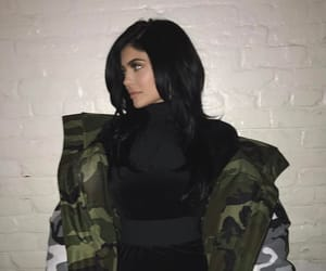 kylie jenner, style, and makeup image