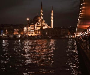 istanbul, muslim, and turkey image