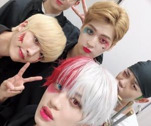 up10tion, jinhoo, and bitto image