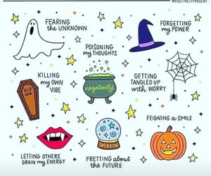 Halloween and quotes image
