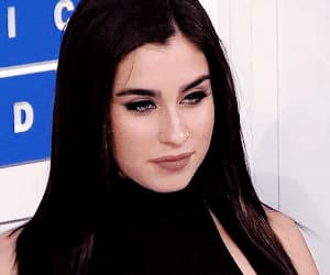 lauren jauregui, gif, and fifth harmony image