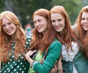four, ginger, and sisters image