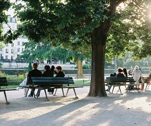 park, film, and france image