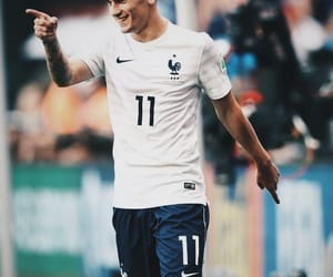 griezmann, france, and football image