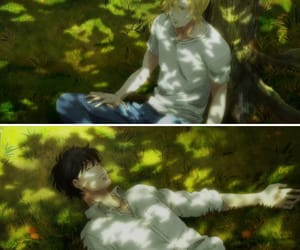 banana fish, summer 2018, and asheiji image