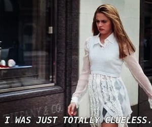 blonde, Clueless, and fashion image