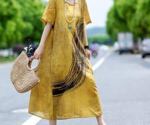 holiday dress, maxi dress, and casual dress image