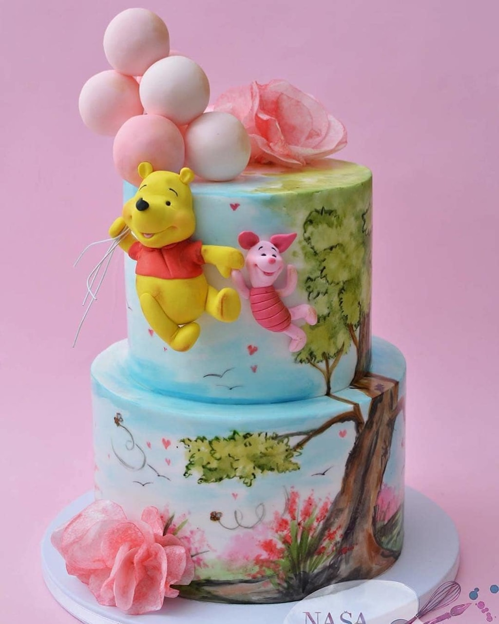 cake, creative food, and cuteness image