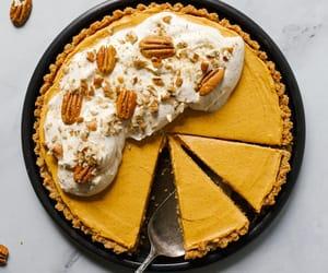 desserts, pumpkin, and food image