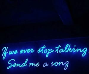 neon, quotes, and aesthetic image