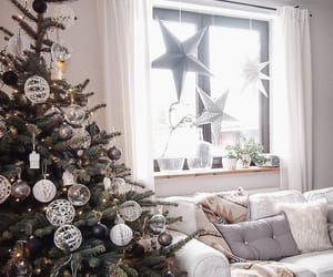 christmas tree, winter, and december image