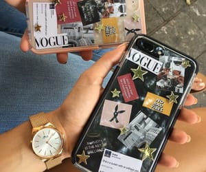 vogue, phonecase, and watch image