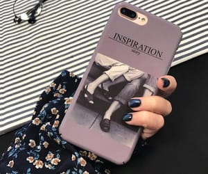 case, girl, and luxury image