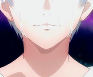 anime, gif, and tokyo ghoul image