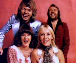 Abba, boys, and love image