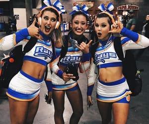 allstar, cheerleader, and girl image