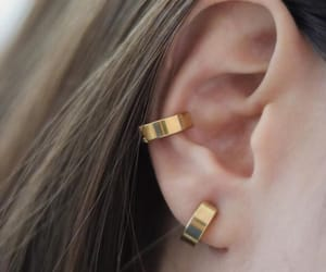 cuff, earrings, and fashion image