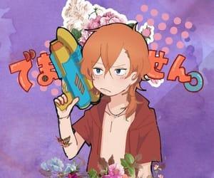 anime, bsd, and dazai osamu image