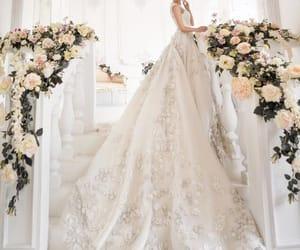style, fashion, and wedding image