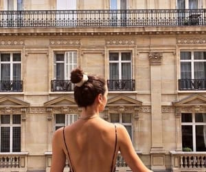 architecture, france, and girl image