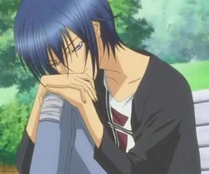 shugo chara and ikuto image