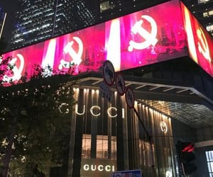gucci and shanghai image
