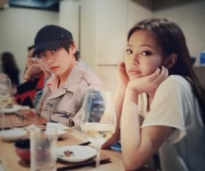 asian, couple, and k-pop image