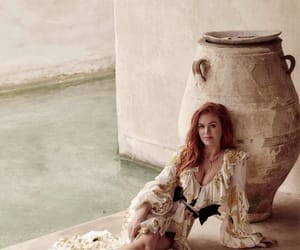 isla fisher, marie Claire Australia, and tag image