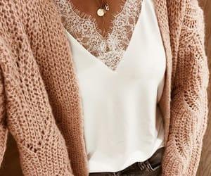 autumn, fashion, and knit image